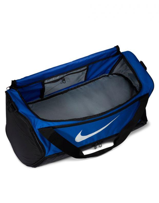 NIKE Brasilia Training Duffel Bag M Blue - BA5955-480 - 3