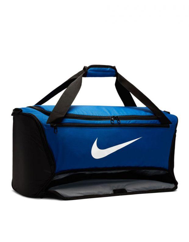 NIKE Brasilia Training Duffel Bag M Blue - BA5955-480 - 5