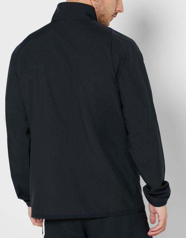 NIKE Dry Team Woven Jacket Black - 928010-013 - 2