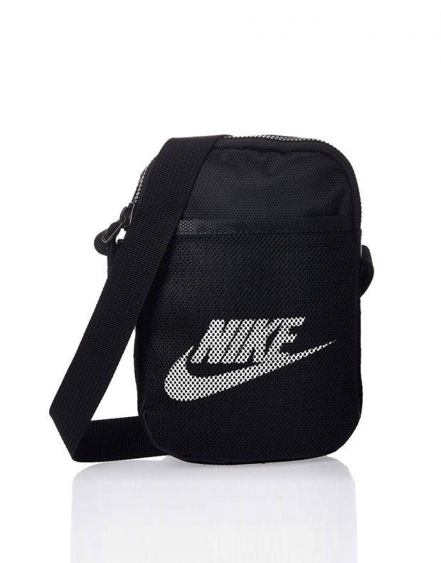 NIKE Heritage Cross-body Bag Black - BA5871-010 - 1