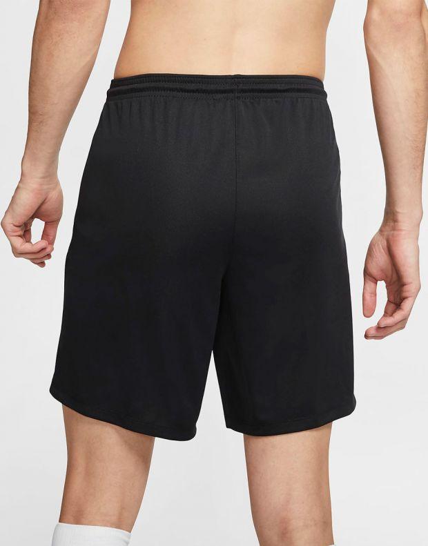 NIKE Park III Dri-FIT Shorts Black - BV6855-010 - 2