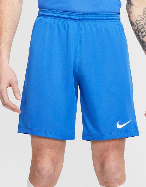 NIKE Park III Dri-FIT Shorts Blue - BV6855-463 - 3