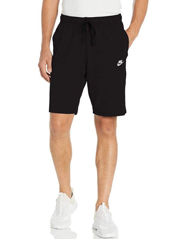 NIKE Sportswear Club Fleece Shorts Black - BV2772-010 - 1