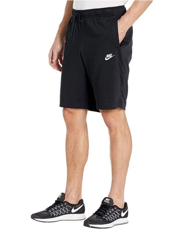 NIKE Sportswear Club Fleece Shorts Black - BV2772-010 - 3