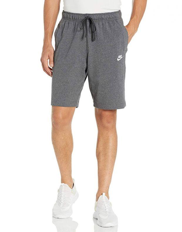 NIKE Sportswear Club Fleece Shorts D.Grey - BV2772-071 - 1