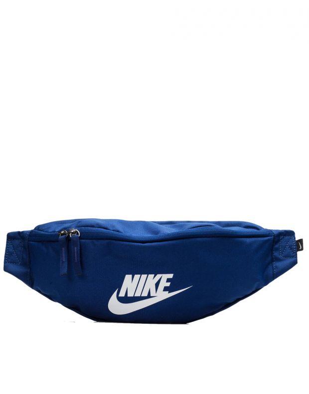 NIKE Sportswear Heritage Hip Pack Navy - BA5750-492 - 1