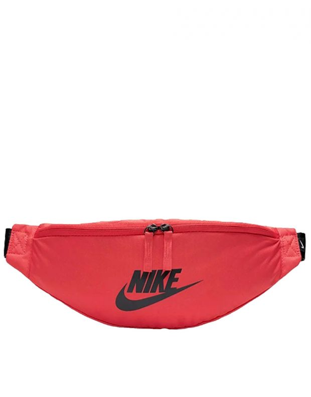 NIKE Sportswear Heritage Hip Pack Red - BA5750-631 - 1
