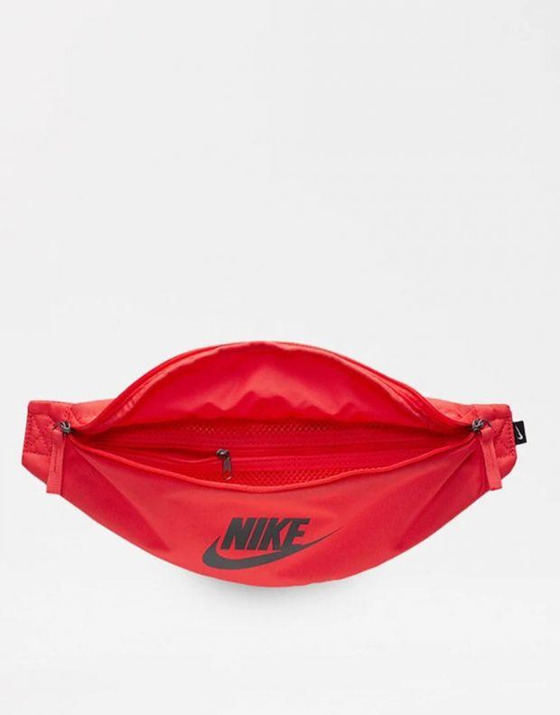NIKE Sportswear Heritage Hip Pack Red - BA5750-631 - 3