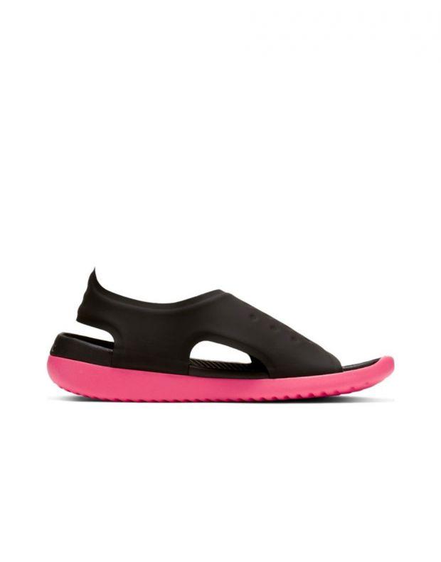NIKE Sunray Adjust 5 Black & Pink - AJ9076-002 - 2