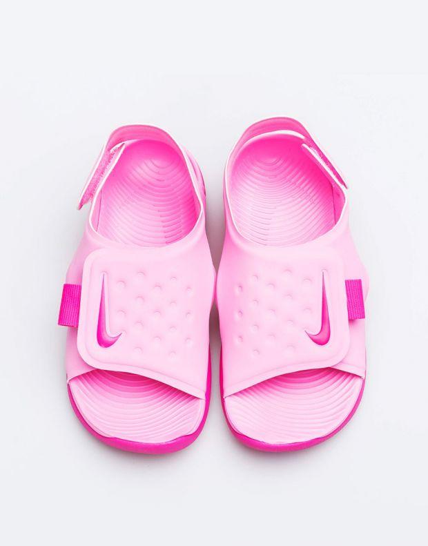NIKE Sunray Adjust 5 Pink - AJ9076-601 - 3