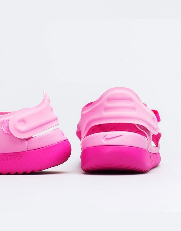 NIKE Sunray Adjust 5 Pink - AJ9076-601 - 4