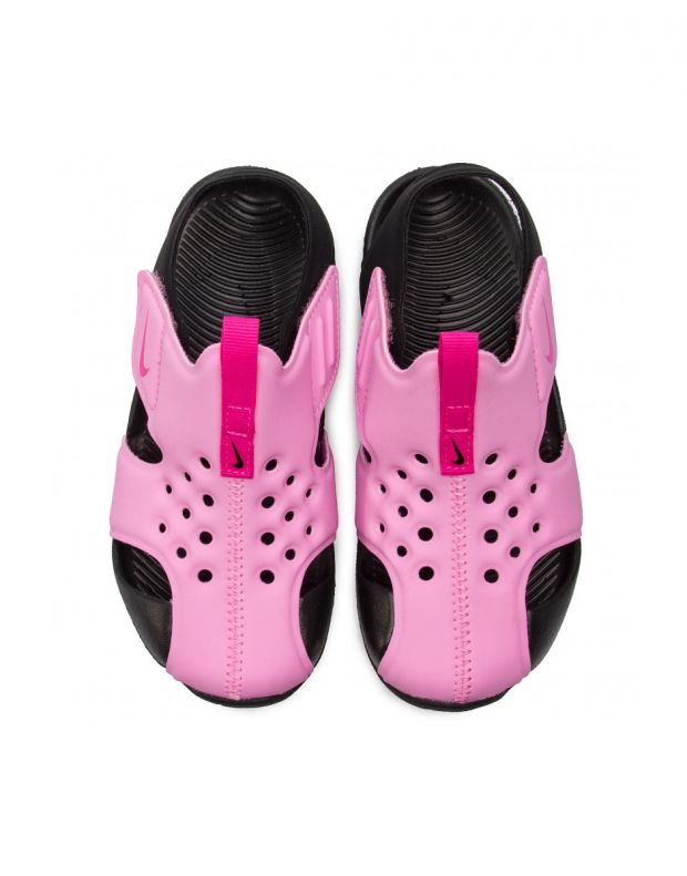 NIKE Sunray Protect 2 Pink & Black - 943826-602 - 3