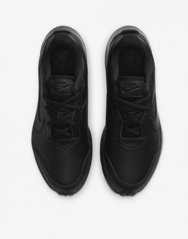 NIKE Varsity Running All Black - CN9146-001 - 5