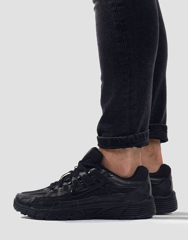 NIКЕ P-6000 Sneakers Black - CD6404-002 - 6