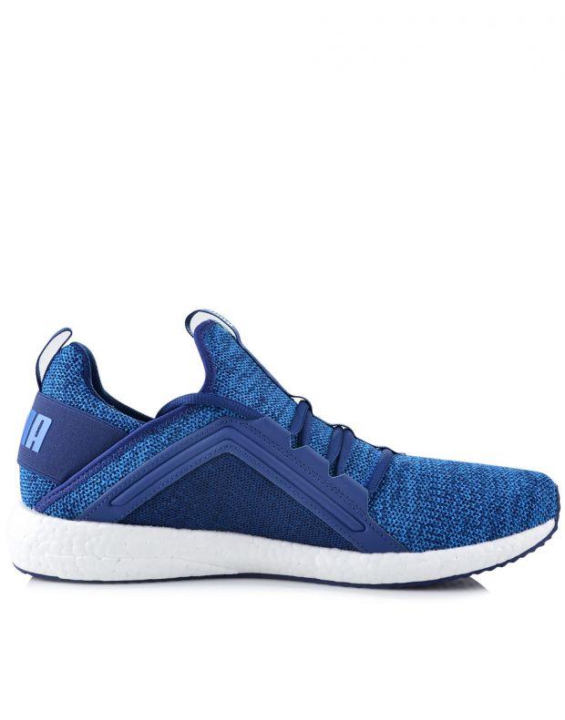 PUMA NRGY Knit Blue - 3
