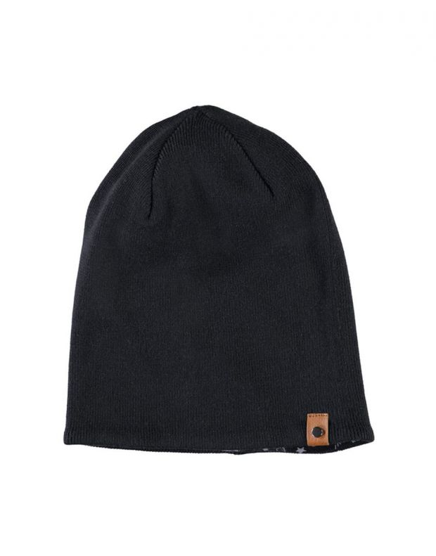 NAME IT Unisex Reversible Cap Black - 1