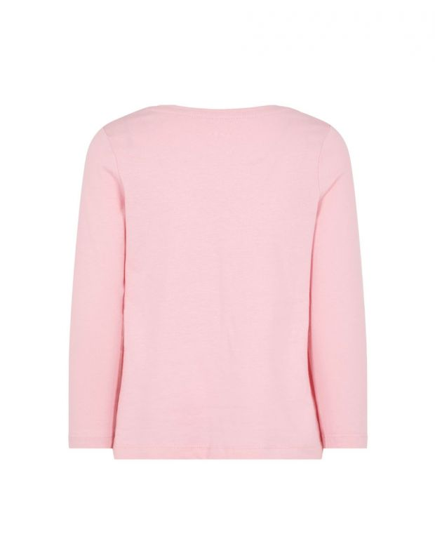 NAME IT Bottle Printed Long Sleeved Blouse Strawberry - 2