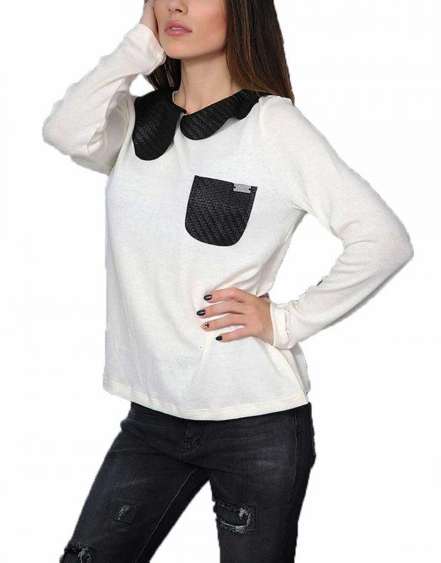 NEGATIVE Amelia Blouse White - 110723 - 1