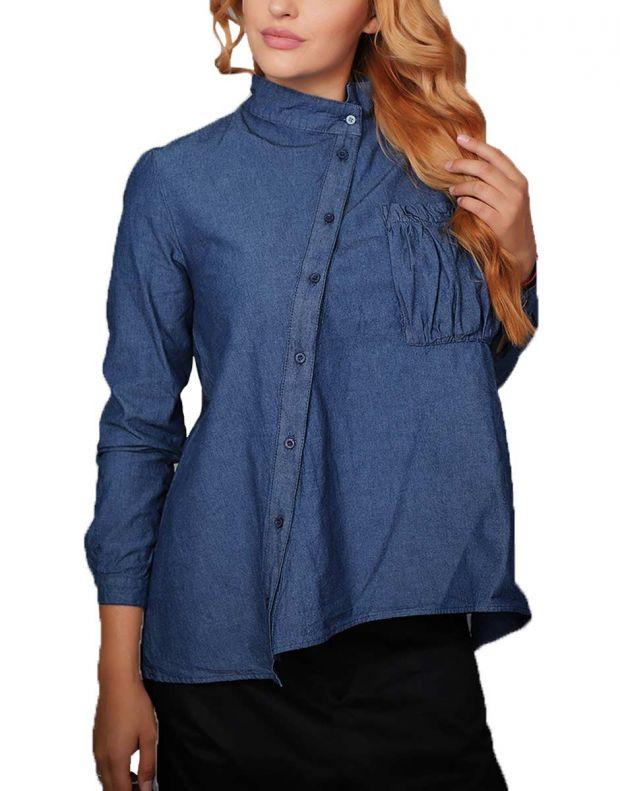 NEGATIVE Astra Shirt Blue - 090602 - 1