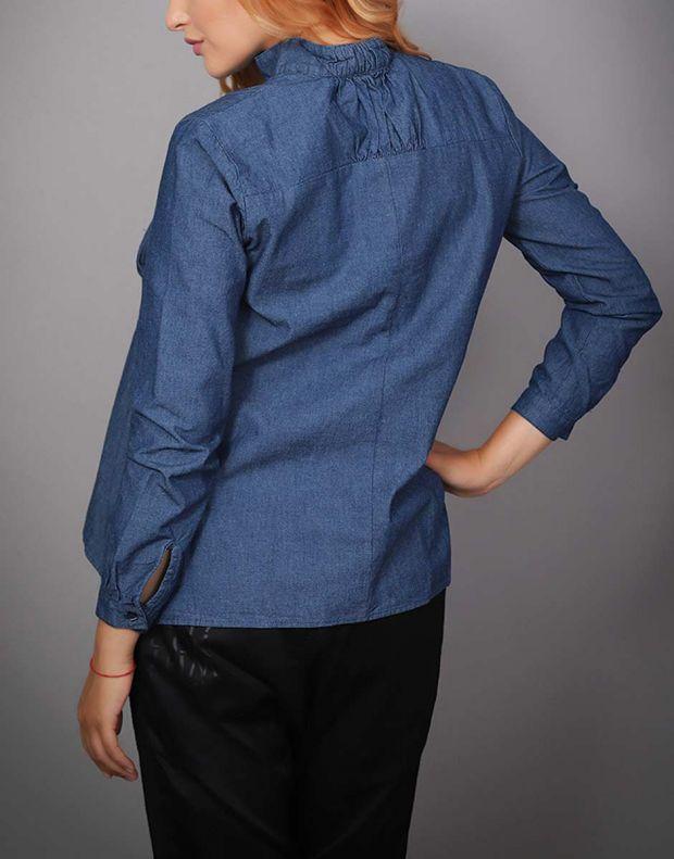 NEGATIVE Astra Shirt Blue - 090602 - 2