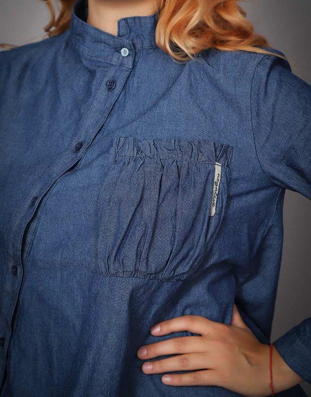 NEGATIVE Astra Shirt Blue - 090602 - 3