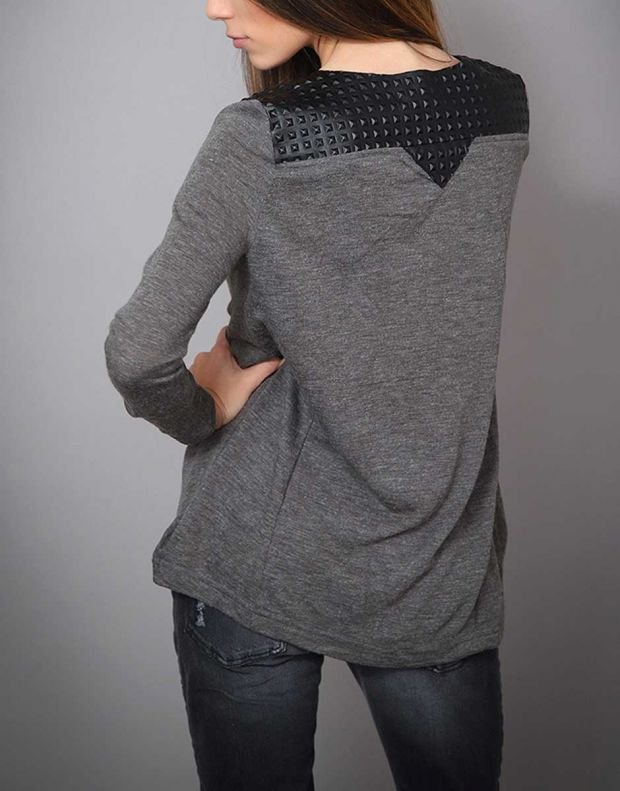 NEGATIVE Hana Blouse Grey - 110749 - 2