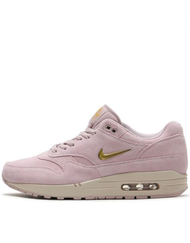 NIKE Air Max 1 Premium Sc Rose/Metallic Gold - 1
