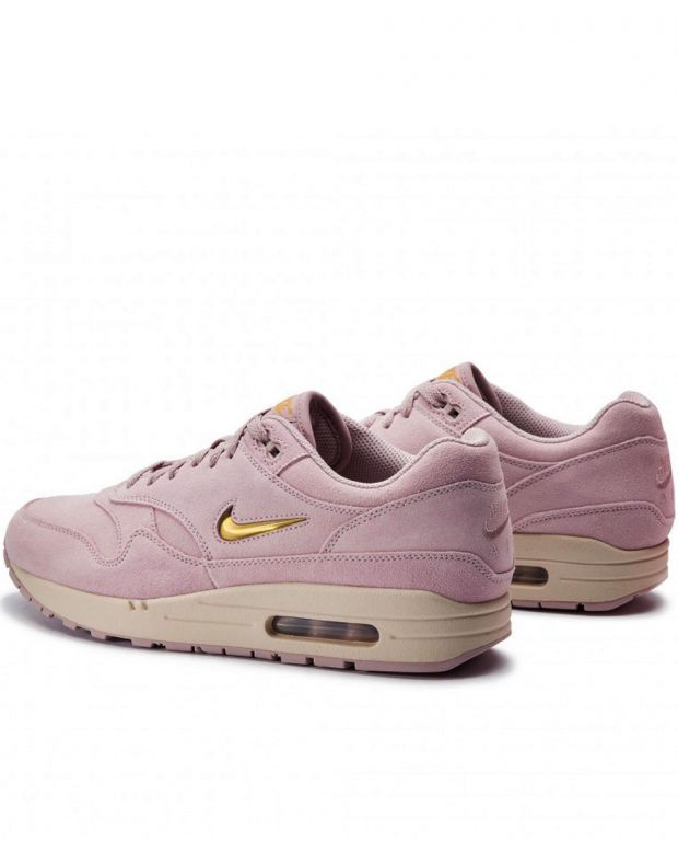 NIKE Air Max 1 Premium Sc Rose/Metallic Gold - 2