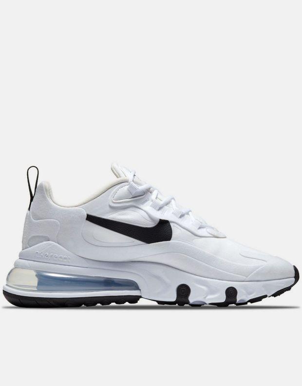 NIКЕ Air Max 270 React Sneakers White - CI3899-101 - 2