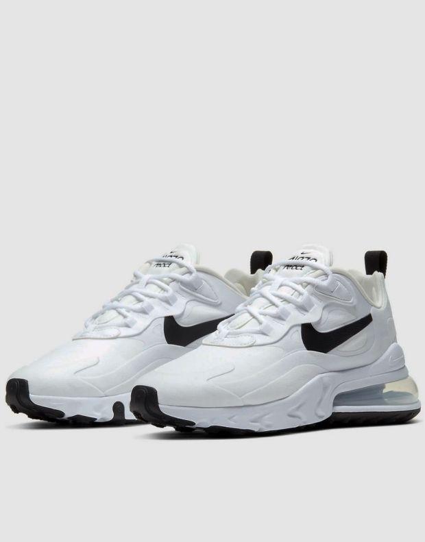 NIКЕ Air Max 270 React Sneakers White - CI3899-101 - 3