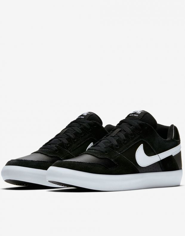 NIKE Delta Force Vulc Black & White - 3