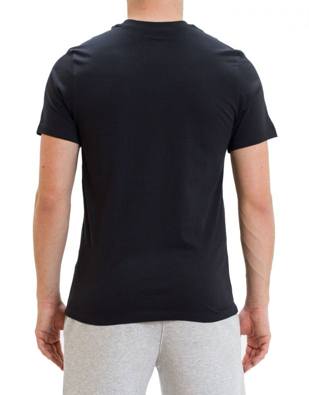 NIKE Just Do It Swoosh Logo Tee Black - 2