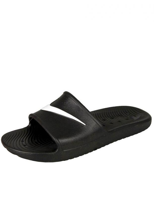 NIKE Kawa Slide Black - 1