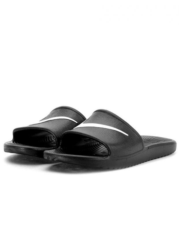 NIKE Kawa Slide Black - 3