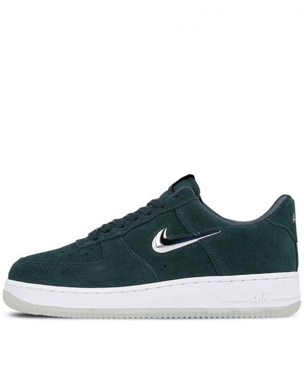 NIKE Wmns Air Force 1 07 Premium Lx Green - 1