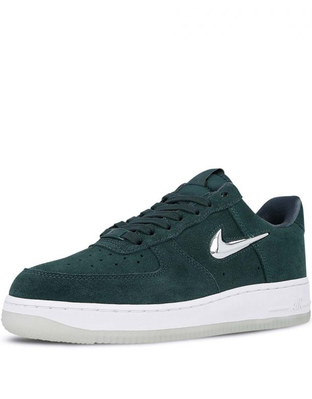 NIKE Wmns Air Force 1 07 Premium Lx Green - 4