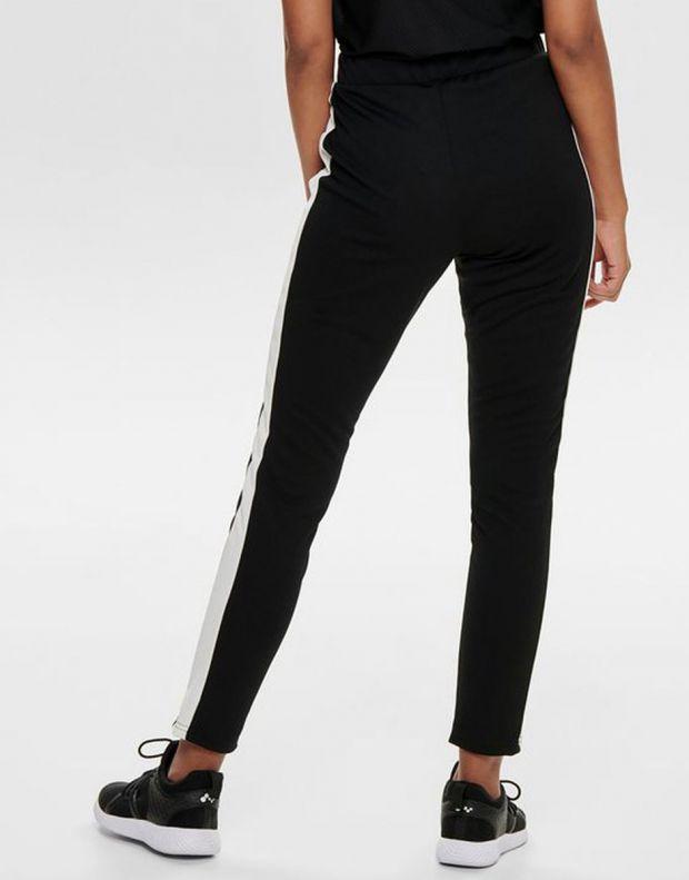 ONLY Contrast Sweatpants Black - 15170234/black - 2