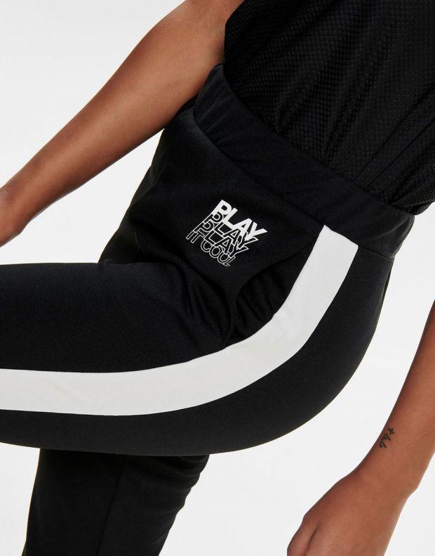 ONLY Contrast Sweatpants Black - 15170234/black - 4