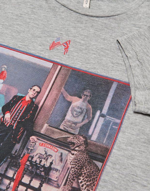 ONLY Elton John Printed Tee Grey - 15183151/grey - 3