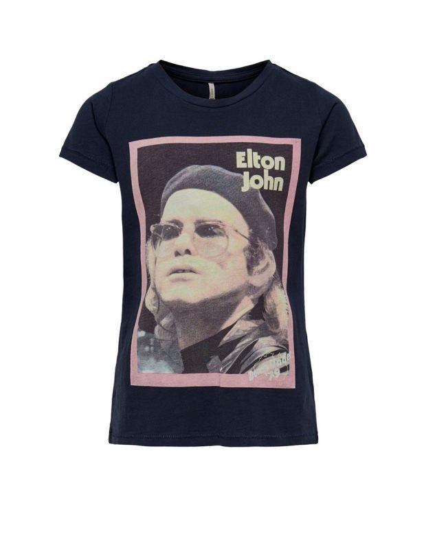 ONLY Elton John Printed Tee Navy - 15183151/navy - 1