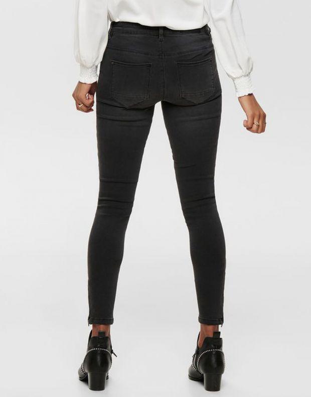 ONLY Kendell Ankle Skinny Fit Jeans Black - 15138624/black - 2