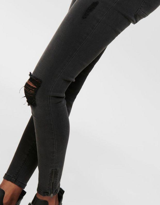 ONLY Kendell Ankle Skinny Fit Jeans Black - 15138624/black - 4