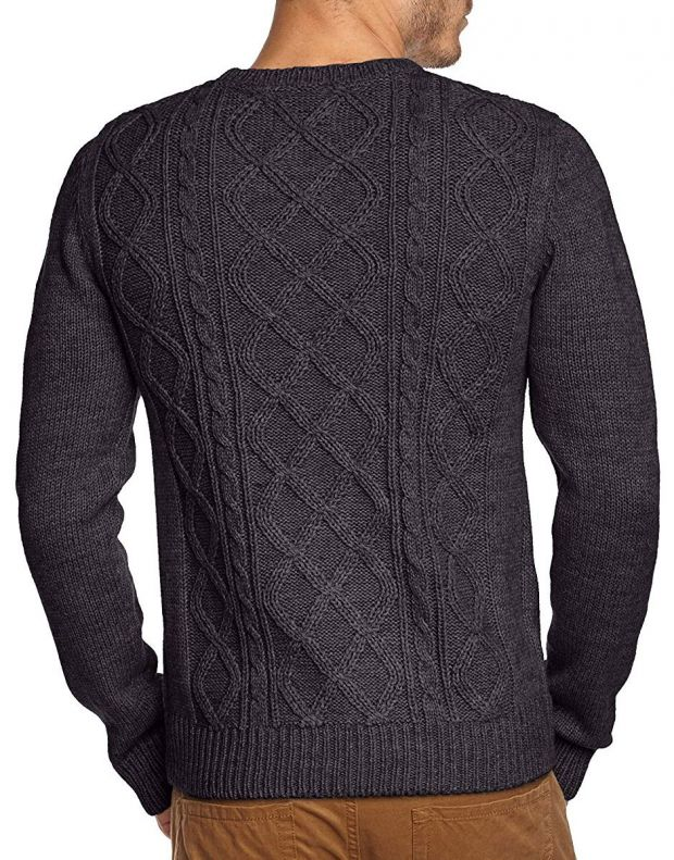 ONLY&SONS Cable Knitted Pullover Navy - 22000065/navy - 2