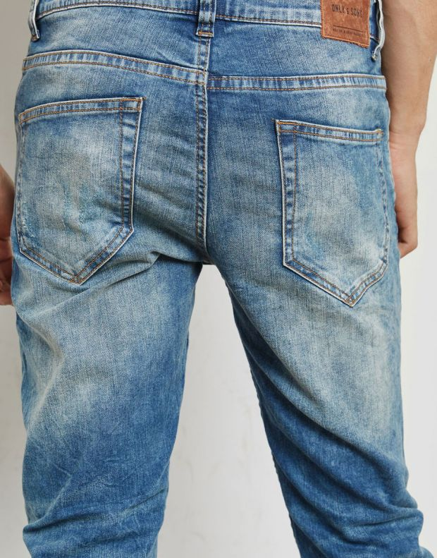 ONLY&SONS Loom Slim Jeans Denim - 22006968/denim - 3