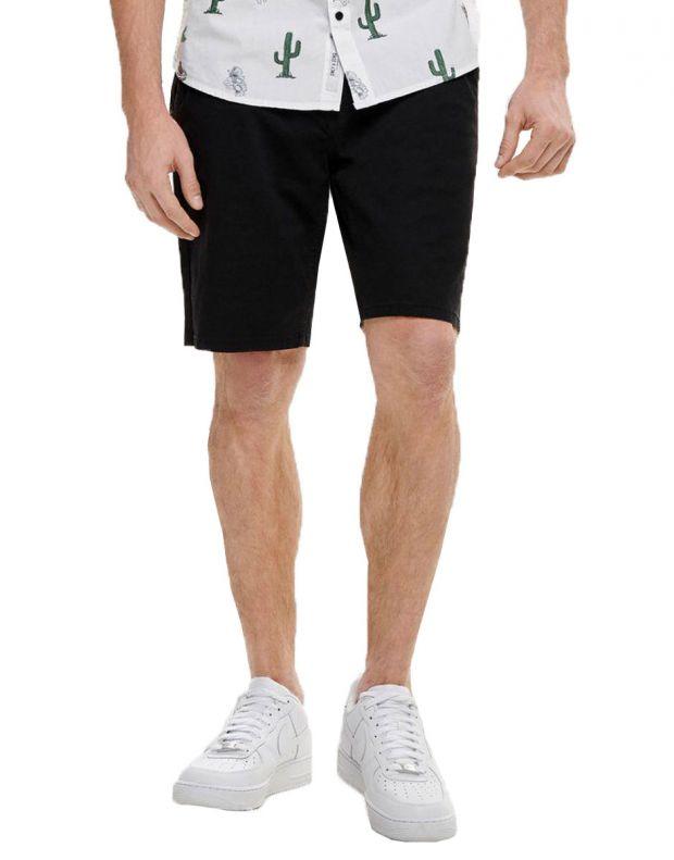 ONLY&SONS Slim Chino Shorts Black - 22012174/black - 1