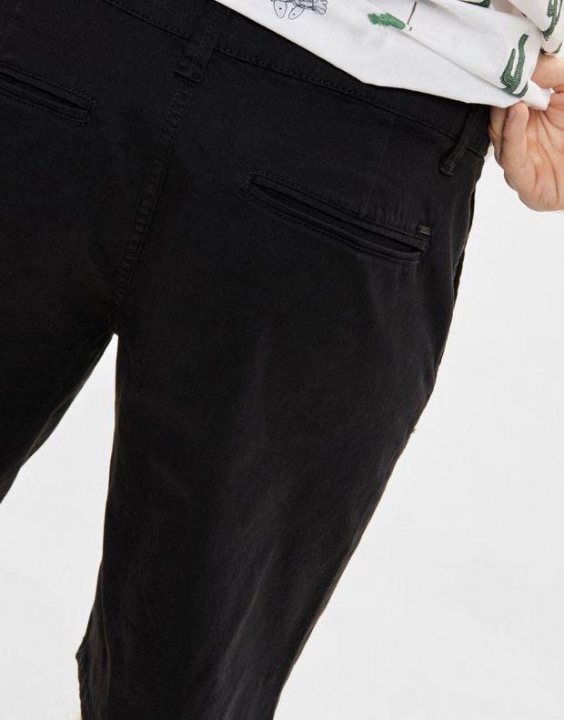 ONLY&SONS Slim Chino Shorts Black - 22012174/black - 3