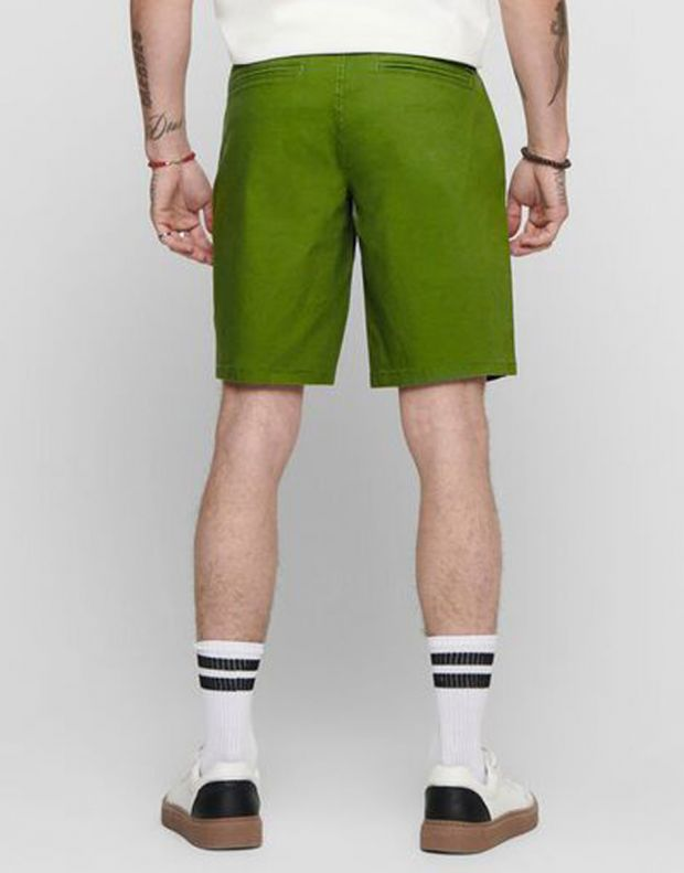 ONLY&SONS Slim Chino Shorts Cactus - 22012174/cactus - 2