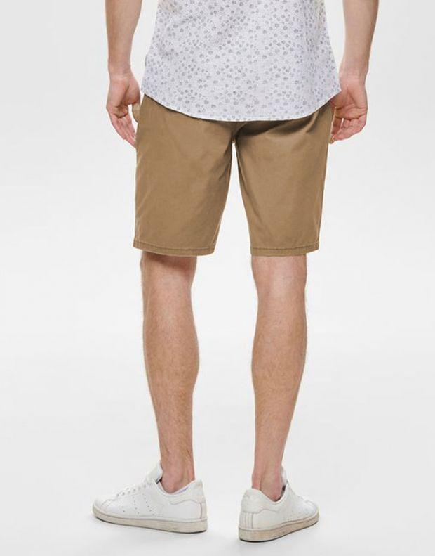 ONLY&SONS Slim Chino Shorts Kangaroo - 22012174/kangaroo - 2