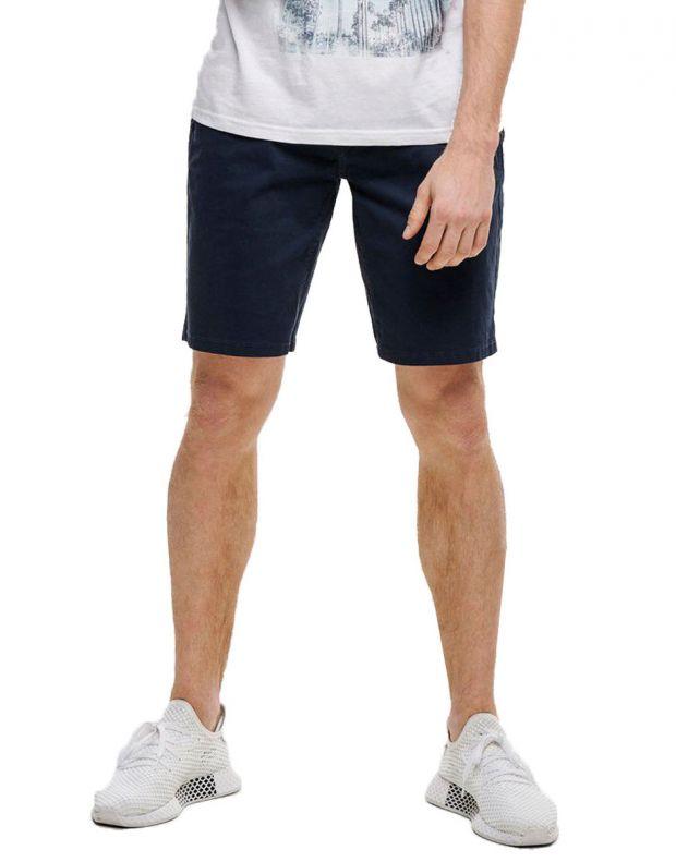 ONLY&SONS Slim Chino Shorts Navy - 22012174/dress blues - 1