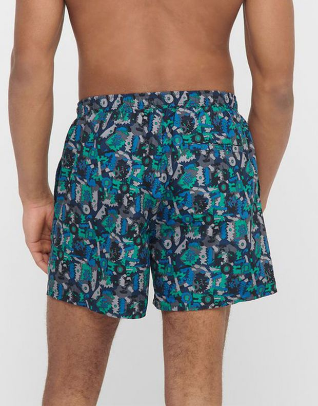 ONLY&SONS Ted Swim AOP Shorts Titanium - 22016139/titanium - 2